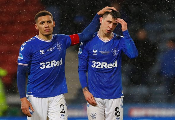 Rangers news: Ryan Jack ruled out for rest of the season