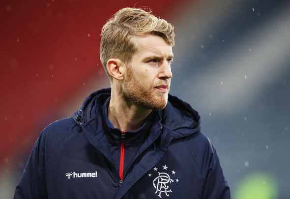 Rangers news: Filip Helander tips Davis for future manager role