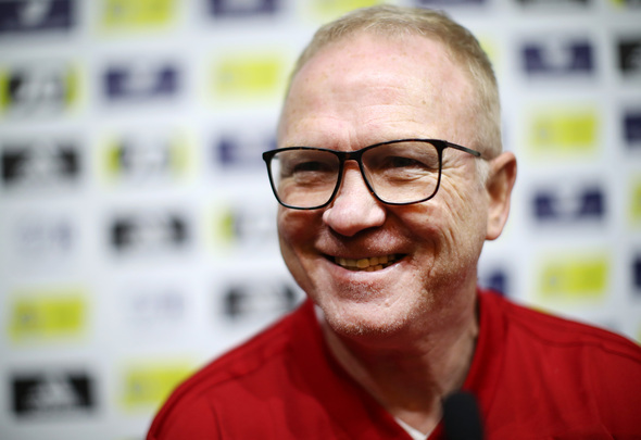 Rangers news: McLeish raves over Patterson display
