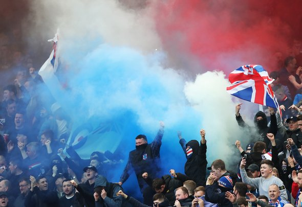 Rangers news: Celtic fans display selective memory ater fan criticism