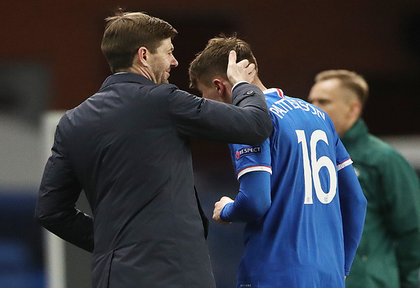 Rangers news: McLeish questions Patterson charge