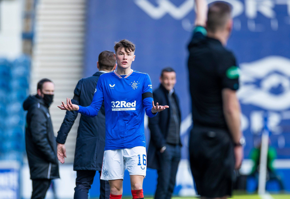 Rangers news: Peter Martin slams Patterson being in running for award