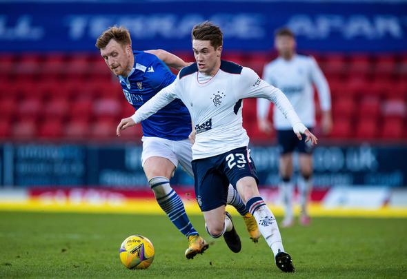 Rangers news: Derek McInnes hails Wright while providing Gerrard insight